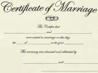 arya samaj marriage certificate photo